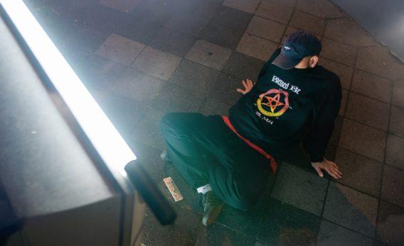 """Vandalismus veröffentlicht """"Rapmusik im Straßengraben"""" inklusive Video"""